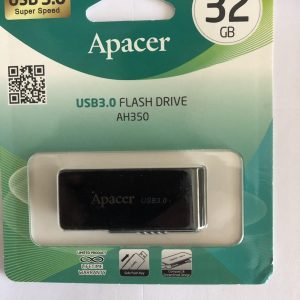 Apacer AH350 32GB Black