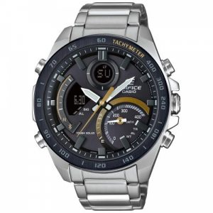 Casio Edifice ECB-900DB-1CER Bluetooth Horloge