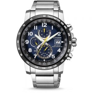 Citizen AT8124-91L Radio Controlled