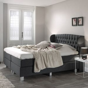Complete Italiaanse 2-persoons Kwaliteitsboxspring - Nice-180 x 200 cm