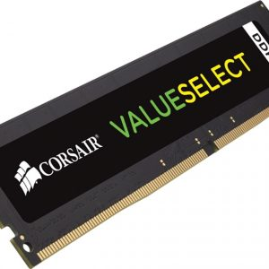 Corsair ValueSelect 8 GB, DDR4, 2666 MHz geheugenmodule