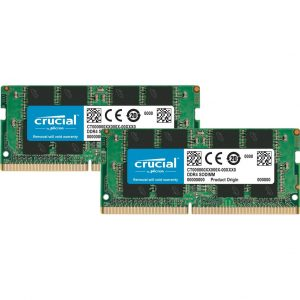 Crucial 8 GB DDR4 SODIMM 2400 MHz Duo Pack