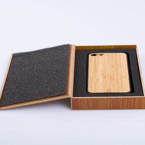 FlinQ Bamboo Case Iphone XR