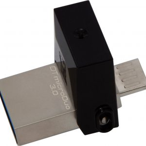 Kingston DataTraveler OTmicroDuo - USB-stick - 64 GB