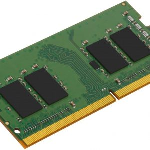 Kingston Technology ValueRAM KVR26S19S8/8 geheugenmodule 8 GB DDR4 2666 MHz