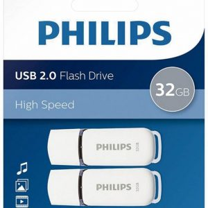 Philips Snow Edition USB-stick 32 GB - Duopack