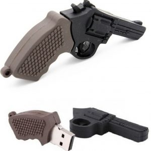 Revolver pistool usb stick 32gb