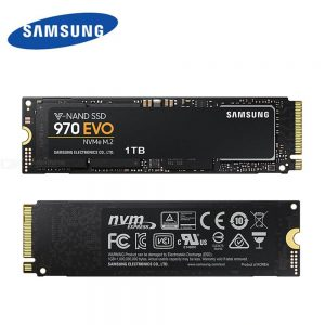 SAMSUNG 970 EVO M.2 Interne Solid State Drive SSD-harde Schijf Voor Laptop-pc