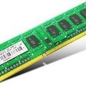 Transcend 4GB DDR3 240-pin DIMM Kit geheugenmodule 1333 MHz