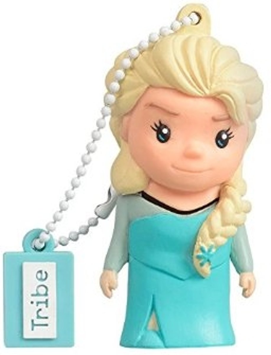 Tribe Elsa USB flash drive 16 GB USB Type-A 2.0 Multi kleuren
