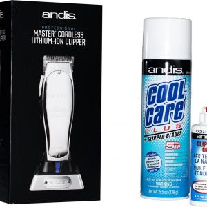 Andis Master Cordless Tondeuse met Andis Care Pack