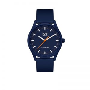 Ice-Watch Ice-Solar Medium Blauw