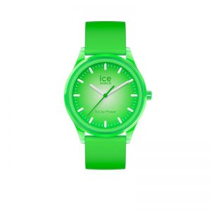 Ice-Watch Ice-Solar Medium Neon Groen