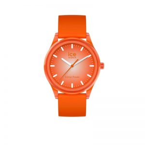 Ice-Watch Ice-Solar Medium Neon Oranje