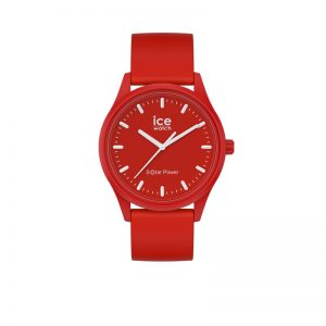 Ice-Watch Ice-Solar Medium Rood