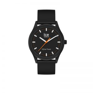 Ice-Watch Ice-Solar Medium Zwart
