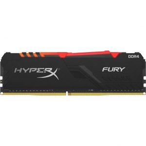 Kingston HyperX Fury RGB 16GB DDR4 DIMM 2666MHz CL16 (1x16 GB)