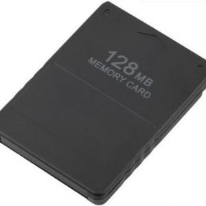 Plug & Play 128 MB Memory Card Voor Playstation 2 - PS2 Geheugenkaart