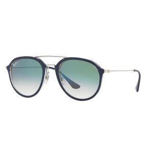 Ray-Ban Top Blue On Transparant Zonnebril 0RB4253 60533A 53 (Diameter lens: 53 mm)