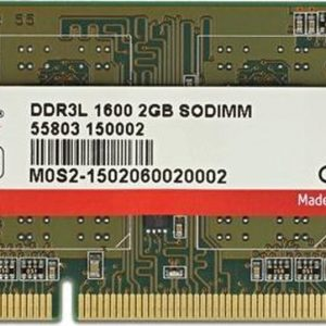 DeLOCK 55803 geheugenmodule 2 GB 1600 MHz