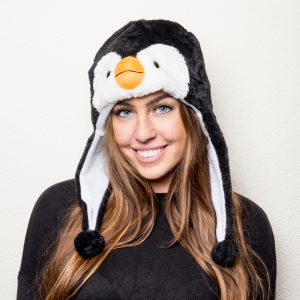 Dierenmuts - Pinguin