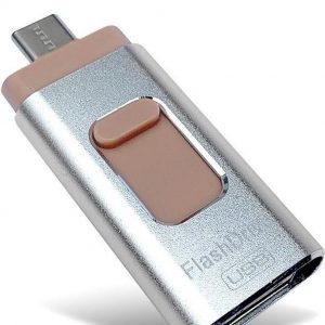 Parya- Flashdrive- 256 GB- 4 in 1- USB