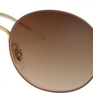 Ray-Ban Brown Gradient Mirror Red Zonnebril 0RB3594 9115S0 53
