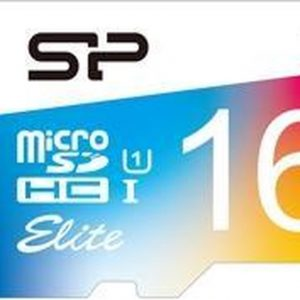 Silicon Power 16GB microSDHC 16GB MicroSDHC UHS-I Class 10 flashgeheugen