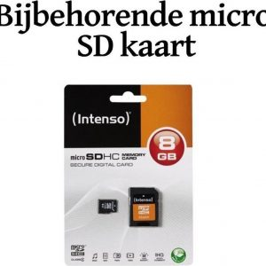 BN Projects Micro SD Kaart 8 GB
