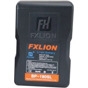 FXLion BP-190SL V-Mount Battery