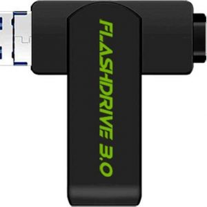 Flash Drive 3.0 - 32GB - USB 3.0 - iPhone / iOS / Android - 3 in 1