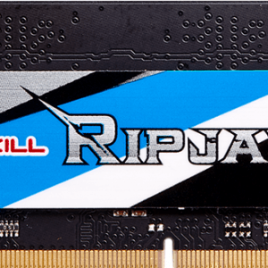 G.Skill Ripjaws F4-3200C18S-8GRS - Geheugen - DDR4 (SO-DIMM) - 8 GB: 1 x 8 GB - 288-PIN - 3200 MHz - CL18