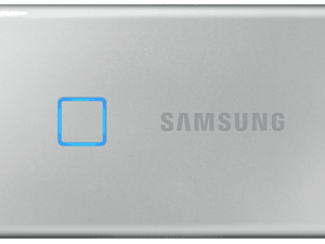 SAMSUNG SSD Portable T7 Touch - 500GB - Zilver