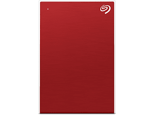 SEAGATE One Touch HDD 1 TB Rood