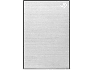 SEAGATE One Touch HDD 4 TB Zilver