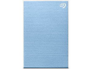 SEAGATE One Touch HDD 5 TB Blauw