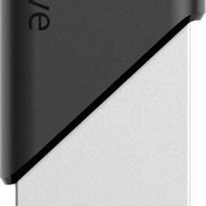 Silicon Power 64GB xDrive Z50 USB 3.1/ Lightning dual flashdrive Titanium
