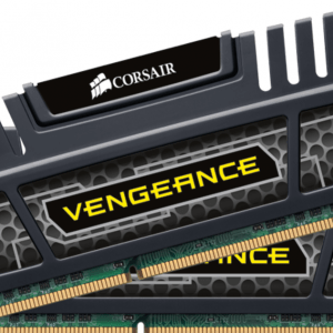 Vengeance - Geheugen - DDR3 - 16 GB: 2 x 8 GB - DIMM - 240-PIN - 1600 MHz