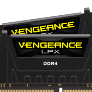 Vengeance LPX - Geheugen - DDR4 - 32 GB: 2 x 16 GB - DIMM 288-PIN - 2666 MHz / PC4-21300 - CL16