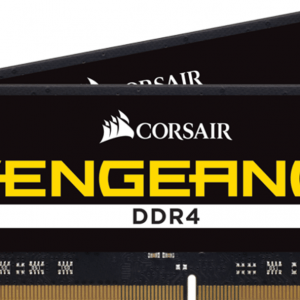 Vengeance Series - Geheugen - DDR4 (SO-DIMM) - 16 GB: 2 x 8 GB - 260-PIN - 3000 MHz - CL18